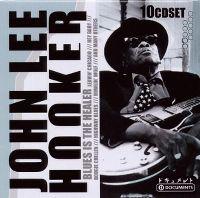 Cover John Lee Hooker - Blues Is The Healing [10CD Set]